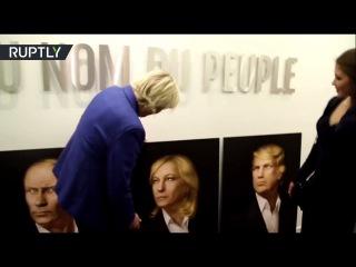 Путин. Портрет для Франции.