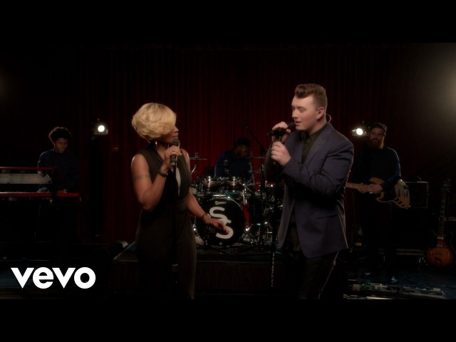 Sam Smith Stay With Me ft Mary J Blige Live