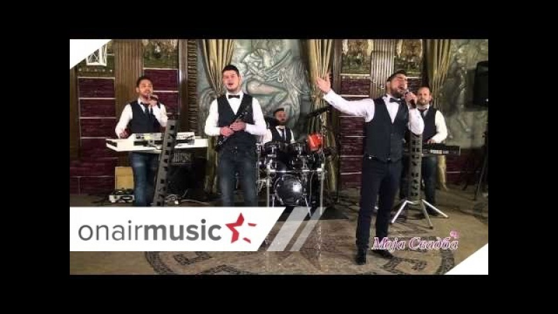 Pesme moje Energy band VO ZIVO Moja svadba cover