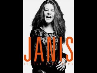 Janis (Janis Joplin)- Little Girl Blue-Дженис Маленькая девочка грустит(русский перевод)@