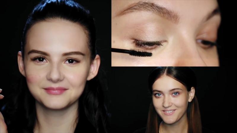 Как сделать естественный макияж для девочек؟ Макияж в большом городе от Maybelline New York