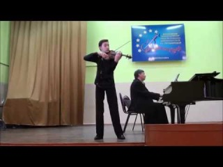 Ravil Islyamov's concert (Opening of the 1st All-Russian G. S. Turchaninova's competition)