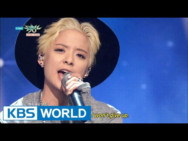 Amber - Beautiful / SHAKE THAT BRASS [Music Bank Solo Debut / 2015.02.13]