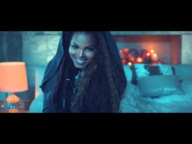 Janet Jackson Feat. J. Cole No Sleeep newmv