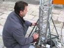 Liebherr Turmdrehkran 630 EC H 40 klettert Funktionsmodell M 1 15