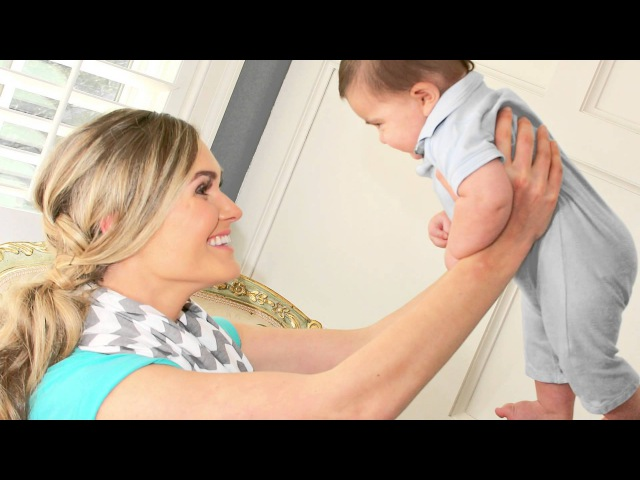 Itzy Ritzy® Nursing Happens™ Infinity Breastfeeding Scarf