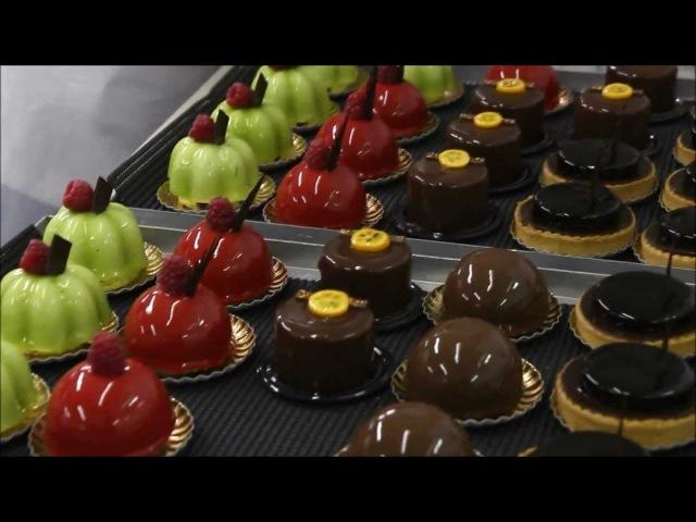 Christophe ROUSSEL Pâtissier Chocolatier de La Baule à Paris