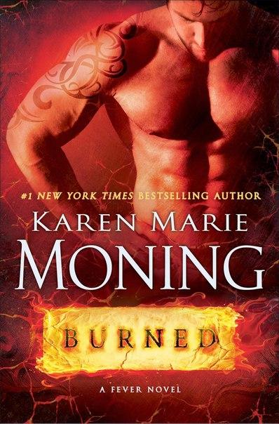 Burned (Fever #7)