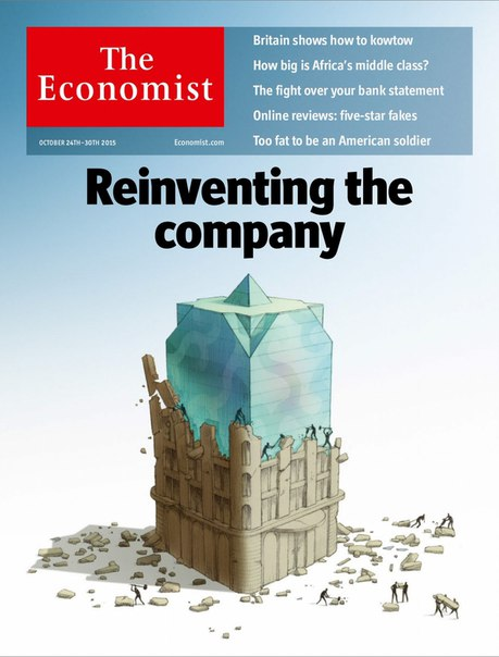 The Economist - 24 October - 30 October 2015