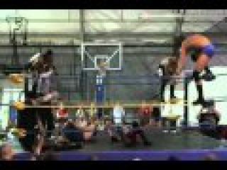 JT Roberts vs. Greg Excellent vs. Adam Cole vs. Josh Hybrid vs. Alex Colon vs. Grizzly Redwood