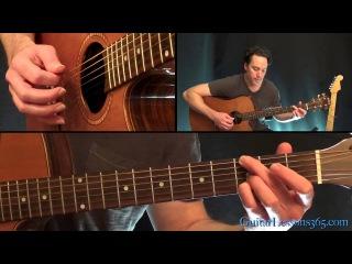 Paranoid Android Guitar Lesson Pt.1 - Radiohead
