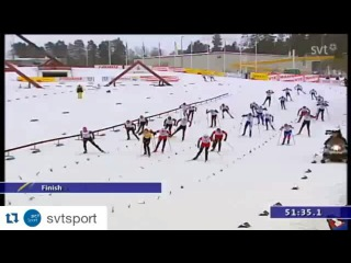 xc-skiing news on Instagram: TBT Petter Northug winning his first World Cup race, Falun March 2006!  #tbt #xcski #xcs #fiscrosscountry #xcskiing #skinorge #langrenn