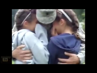 Soldiers coming home surprise compilation 1