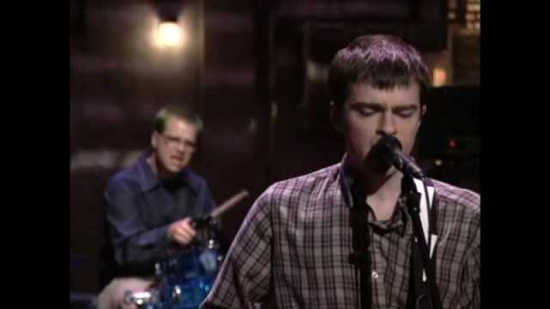 Weezer Say It Ain't So Live Letterman 95