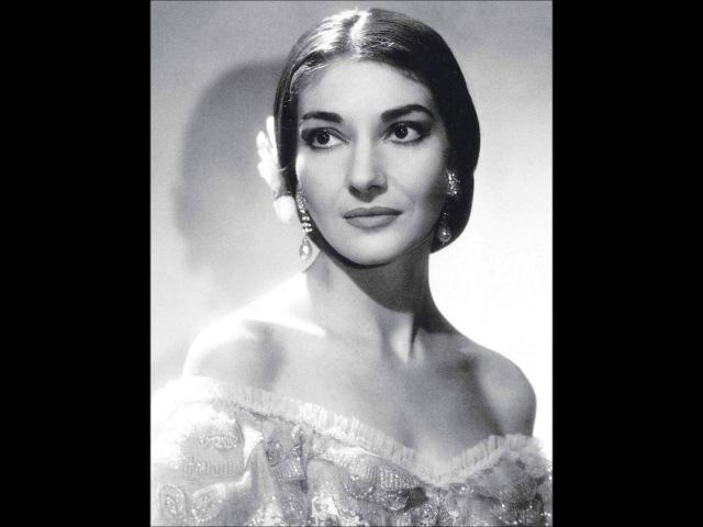 Maria Callas Donizetti Lucia di Lammermoor Il dolce suono