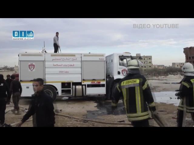 Росія розбомбила гумконвой на кордоні з Туреччиною | «Факти»