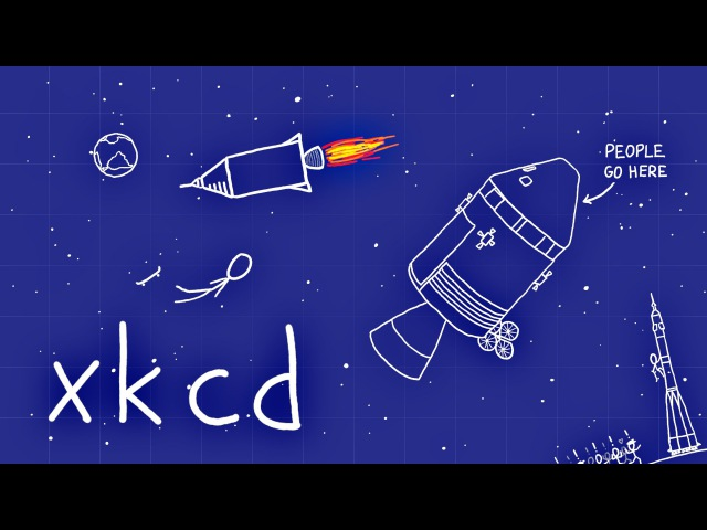 How To Go To Space with XKCD