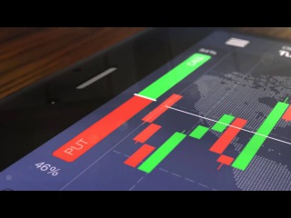 The best mobile application for trading  IQ Option