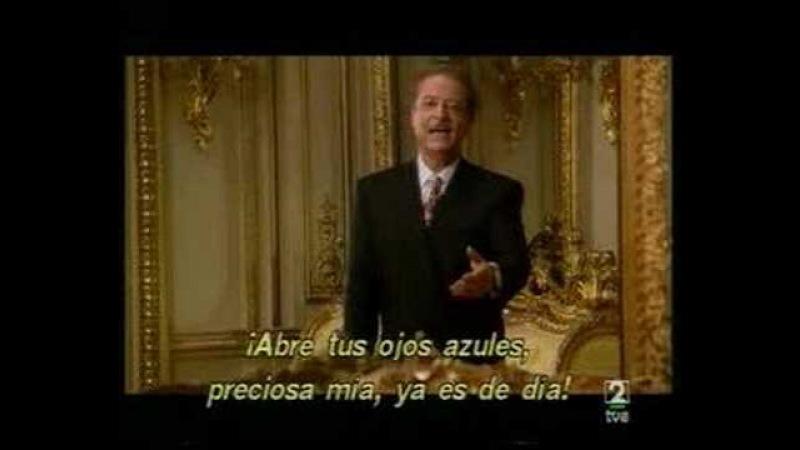 Ouvre tes yeux bleus - Alfredo Kraus y Edelmiro Arnaltes