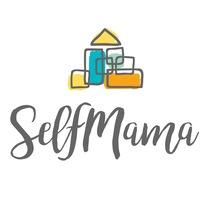 Логотип SelfMama. Будь мамой оставайся собой!