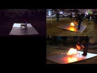 Fireproof Aerial RObot System (FAROS)