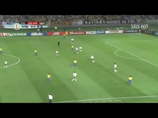 Alemanha 0 X 2 Brasil - HD 720p - Completo - Final Copa do Mundo de 2002