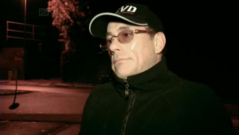 Жан Клод Ван Дамм За закрытыми дверями 1 Сезон 1 Эпизод