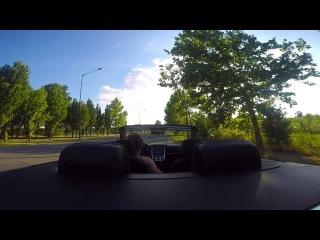 Volkswagen EOS cruising - GoPro 4 Silver ( Kikinda, Serbia )