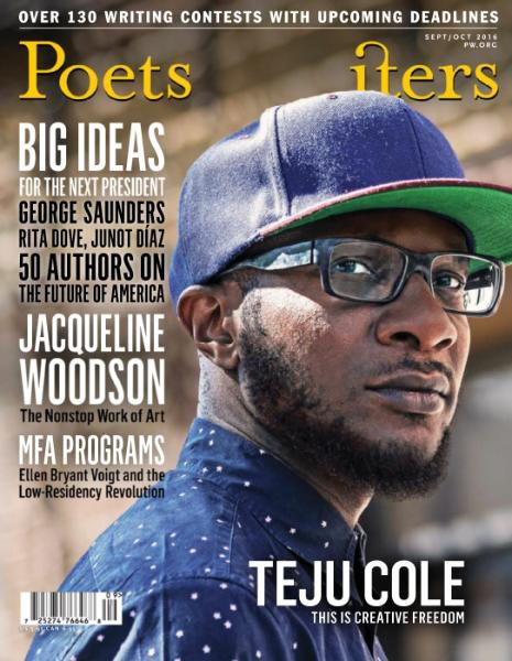 Poets   Writers Magazine - September - October 2016
