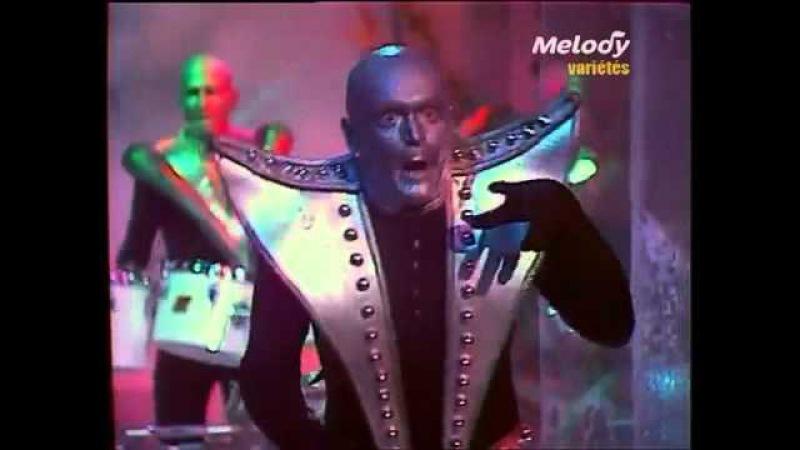 ROCKETS - Electric Delight Collaro Show TV Francese
