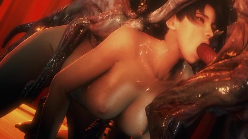 3D - [HENTAI] - Kunoichi 2 (bonus) Beastly Bacchanalia