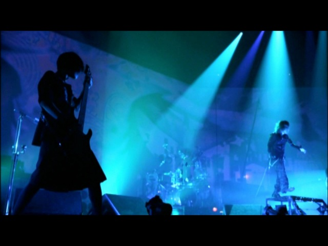 Dir en grey OBSCURE Live at Budokan HD