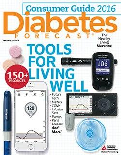 Diabetes Forecast - April 2016