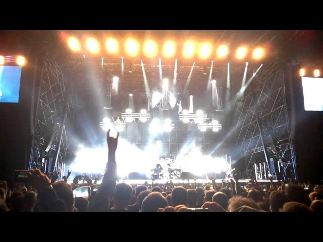 Rammstein Ramm4 live @ Gods Of Metal 02 06 2016