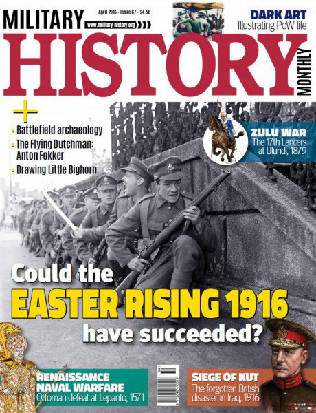 Military History Monthly - April 2016