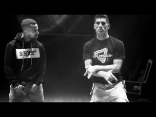 Сoulissier    Majid & Maximus - Hip Hop Freestyle