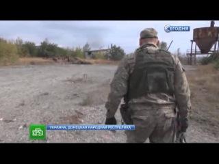 23 сентября 2014. Нижняя Крынка. Захоронение убитых под Донецком раскрыло правду озверствах нацгвар