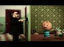 Аркадий Паровозов спешит на помощь Незнакомец Серия 3 мультики детям