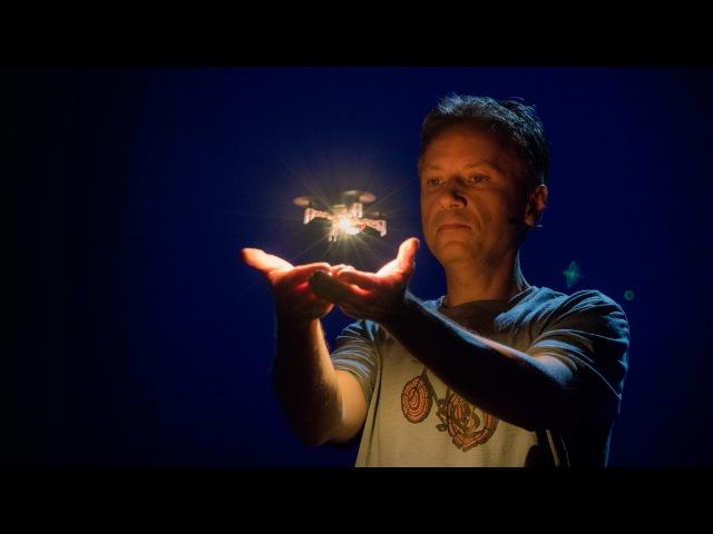 Meet the dazzling flying machines of the future | Raffaello DAndrea