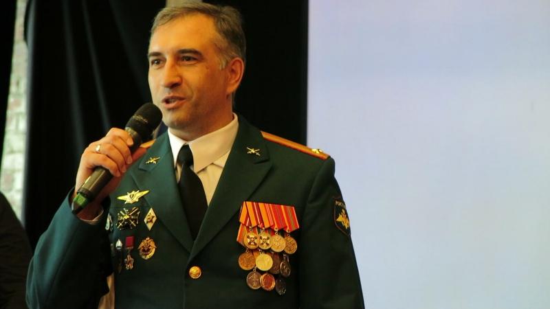 Подполковник поздравления от жены