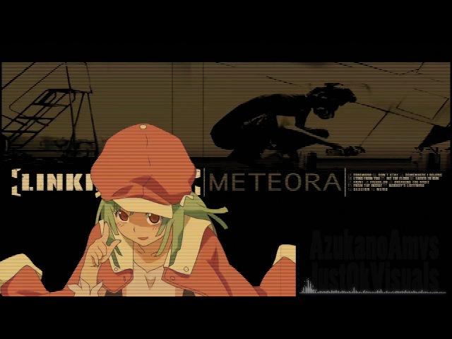 Numb Circulation Bakemonogatari x Linkin Park Jay Z