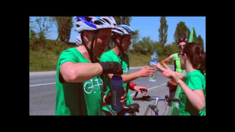 Уманчане присоединятся к Всеукраинского велопробега для незрячих