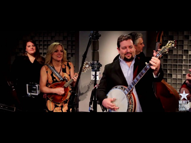 Rhonda Vincent The Rage All About the Banjo Live at WAMU's Bluegrass Country