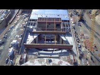 Apple Campus 2 Construction January 2016