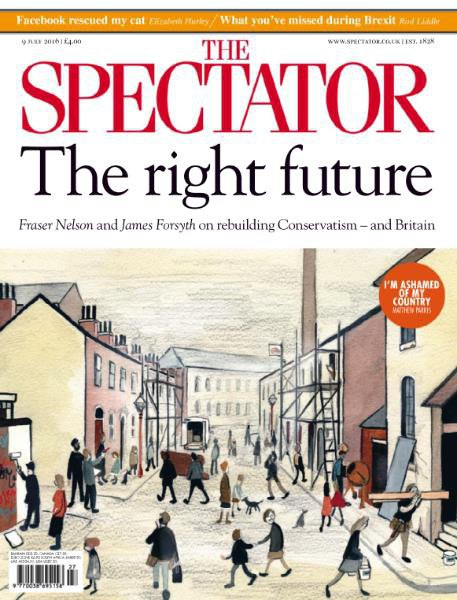 The Spectator - 9 July 2016