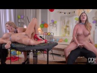 Cathy Heaven, Jasmine Jae, Leigh Darby (1080p)[Анальное Порно,Глубокий Анал,Жест 2016] 18+720