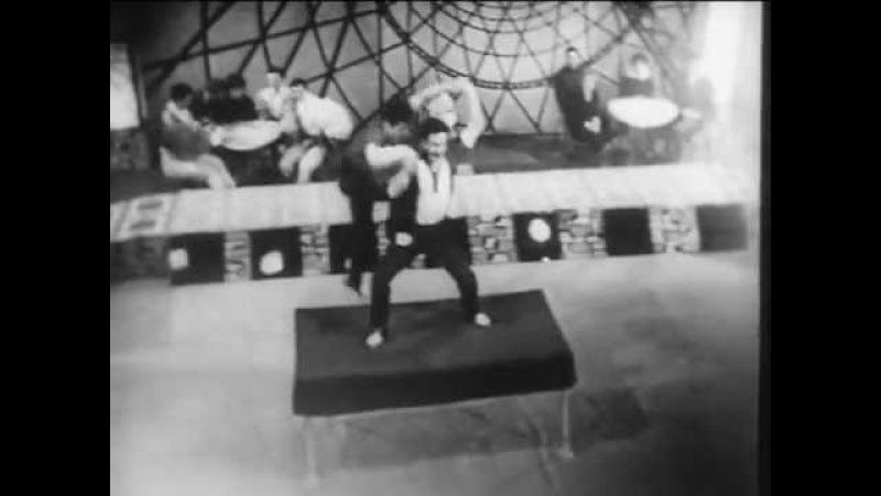 Comedy acrobats Akrobaten Exzentriker акробаты эксцентрики 1962