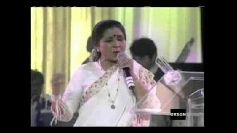 Chura Liya Hai Tumne Asha Bhosle live