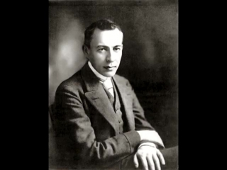 Rachmaninov plays  Rachmaninov  Musical Moment No. 1 (Op. 16)