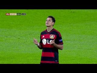 """Javier """"Chicharito"""" Hernandez - Top 15 Goals Bayer Leverkusen"""